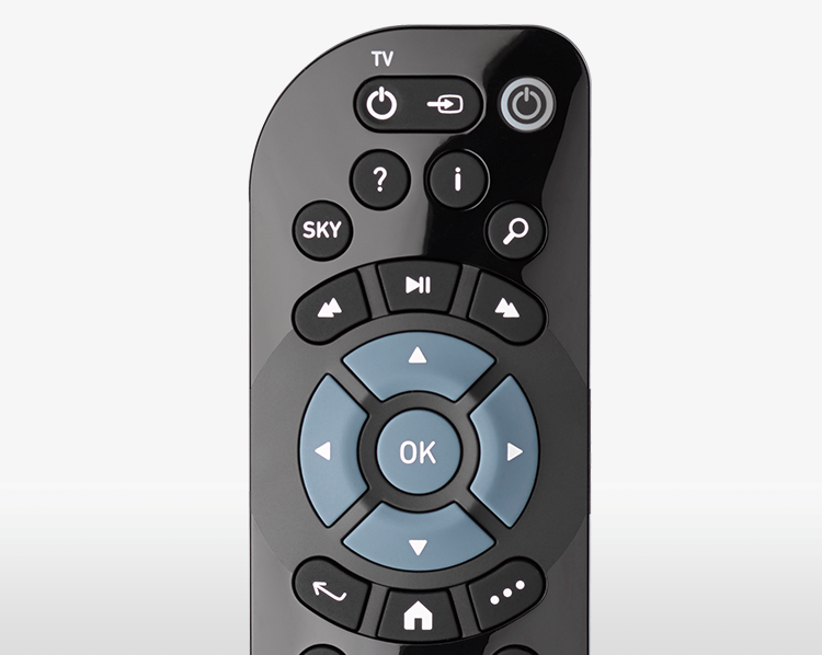 URC1635 SKY Q Replacement remote