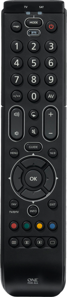 URC7120 Essence 2 Remote
